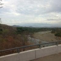 Photo taken at Frontera Guasaule by Joel O. on 3/2/2013