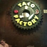 Photo taken at Taco Factory by Amado I. on 5/3/2013