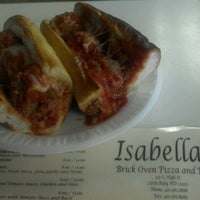 Photo taken at Isabella's Brick Oven Pizza & Panini by Paul B. on 7/10/2013