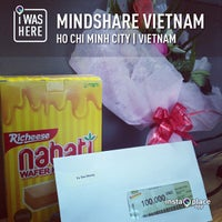Photo taken at Mindshare Vietnam by Andy D. on 3/8/2013