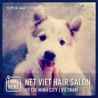 Photo taken at Nét Việt hair salon by Andy D. on 3/12/2013
