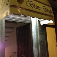 Photo taken at Die blaue Donau by Bjoern E. on 11/3/2012