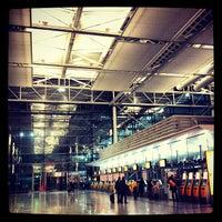 Photo taken at Terminal 2 by Bjoern E. on 1/28/2013