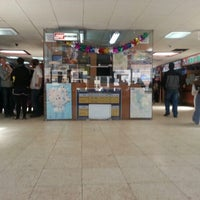 Photo taken at Terminal de Buses Oruro by Andres L. on 2/10/2013