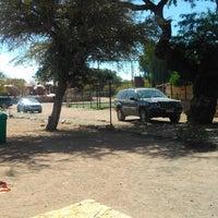 "Photo taken at Camping ""los Abuelos"" by David V. on 2/7/2014"
