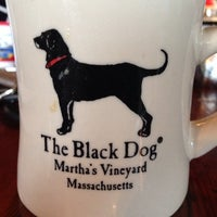 Photo taken at The Black Dog Tavern by Christopher G. on 8/2/2013