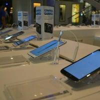 Photo taken at Samsung Brand Shop by Rafael T. on 9/18/2013