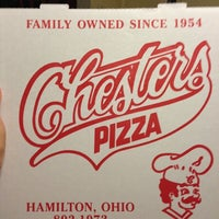 Photo taken at Chester's Pizza by Christina B. on 10/1/2012