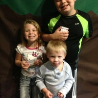 Photo taken at The Adventure Station at Sharon Woods by Christina B. on 9/29/2013