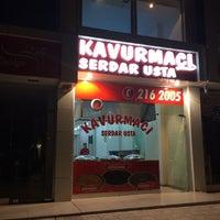 Photo taken at Kavurmacı serdar usta by Emir G. on 8/6/2014