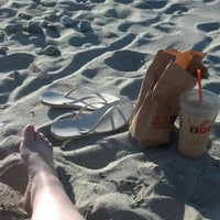 Photo taken at Green Harbor Beach by Meghan M. on 7/9/2014