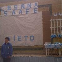 Photo taken at Colegio San Pablo Apostol by Natalia F. on 7/10/2013