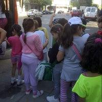 Photo taken at Colegio San Pablo Apostol by Natalia F. on 4/26/2013