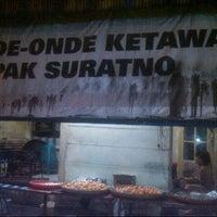 Photo taken at Onde-Onde KETAWA by Angga Putra H. on 8/11/2013