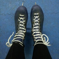 Photo taken at Ice Skating Rink by Sara A. on 12/22/2012