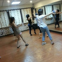 Photo taken at Dance Forest Studio by Pleum F. on 7/10/2013