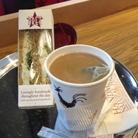 Photo taken at Pret A Manger by David B. on 1/28/2013