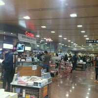 Photo taken at KYOBO Book Centre by Andy on 4/12/2013