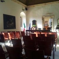 Photo taken at Biblioteca by Emmanuela P. on 9/27/2013