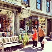 Photo taken at BookCourt by Simon C. on 10/11/2012