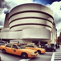 Photo taken at Solomon R Guggenheim Museum by Simon C. on 3/27/2013