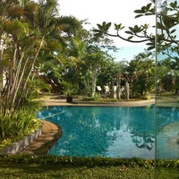 Photo taken at Hotel Santika Premiere Jakarta by Terng R. on 7/26/2013