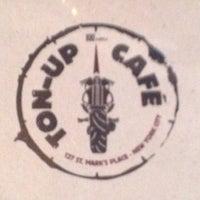 Photo taken at Ton-up Café NYC by Ben W. on 4/7/2013