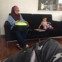 Photo taken at Proton Service Bukit Pasir Batu Pahat by Mirza Izwan D. on 7/26/2014