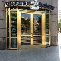 Photo taken at Corner Bakery by sneakerpimp on 6/1/2013