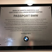 Photo taken at Passport BMW by sneakerpimp on 11/27/2017