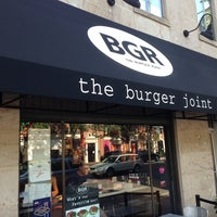 Photo taken at BGR - The Burger Joint by sneakerpimp on 7/20/2013