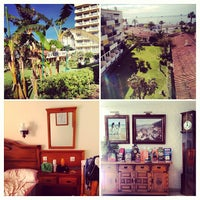Photo taken at Hotel Los Jazmines by Missis C. on 5/8/2013