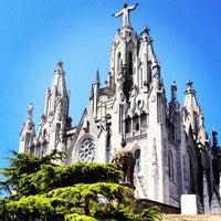5/11/2013 tarihinde Missis C.ziyaretçi tarafından Tibidabo'de çekilen fotoğraf