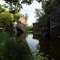 Photo prise au Буцький каньйон / Butsky Canyon par Александр Т. le6/16/2013