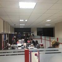 Photo taken at Avkom İletişim AVEA Dağıtım Merkezi by Aydın E. on 12/14/2012