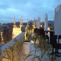 Снимок сделан в Hotel Casa Fuster пользователем Cristiane P. 12/13/2012