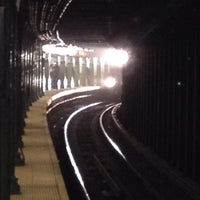 Photo taken at MTA Subway - 59th St/Columbus Circle (A/B/C/D/1) by Jeffrey P. on 12/7/2012