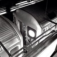 Photo taken at MTA Subway - 96th St (1/2/3) by Jeffrey P. on 12/19/2012
