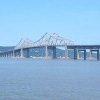 Photo taken at Tappan Zee Bridge by Jeffrey P. on 6/23/2013