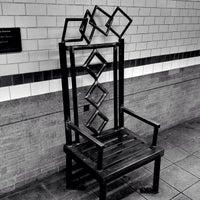 Photo taken at MTA Subway - 116th St/Columbia University (1) by Jeffrey P. on 3/14/2013