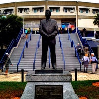 Photo taken at George M Steinbrenner Field by Jeffrey P. on 3/20/2013