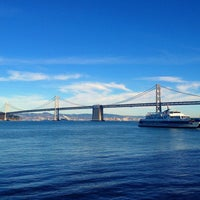 Photo taken at Golden Gate Ferry Terminal by Jeffrey P. on 11/3/2012