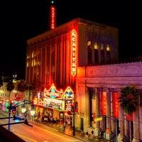 Photo taken at El Capitan Theatre by Jeffrey P. on 10/29/2012