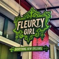 French Quarter Fleurty Girl