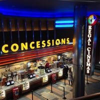 Photo taken at Regal Cinemas E-Walk 13 & RPX by Jeffrey P. on 1/23/2013