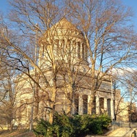 Photo taken at General Grant National Memorial (Grant's Tomb) by Jeffrey P. on 4/13/2013