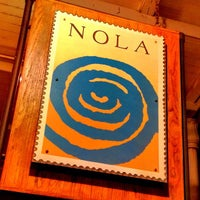 Photo taken at NOLA by Jeffrey P. on 7/22/2013