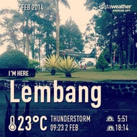 Photo taken at SESKOAU LEMBANG by aep s. on 2/2/2014