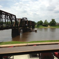 Photo taken at River and Rail by Nathan R. on 5/25/2013