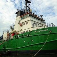 Photo taken at MV. Geo Mariner by Ferdy T. on 6/14/2013